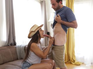 Lilly Hall Screwed By Step Brother